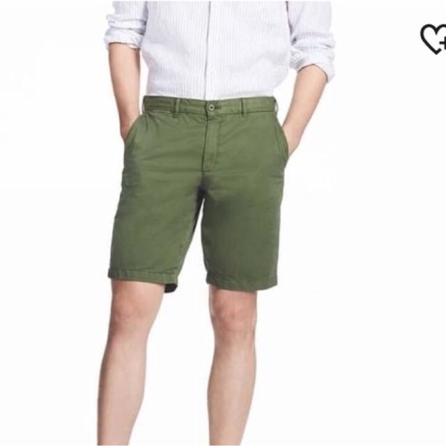 Mẫu quần short chinos đẹp
