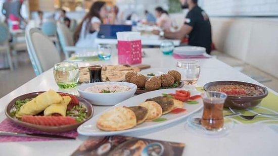 أسعار منيو ورقم وعنوان فروع مطعم تمارا بيسترو لبناني Tamara