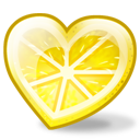 lemon fruit icons