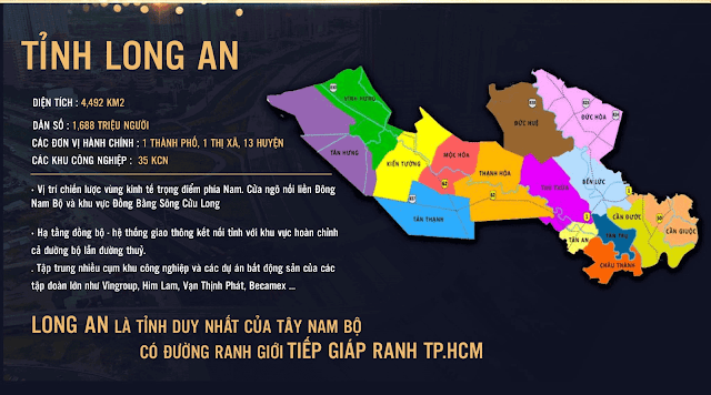 Tỉnh Long An