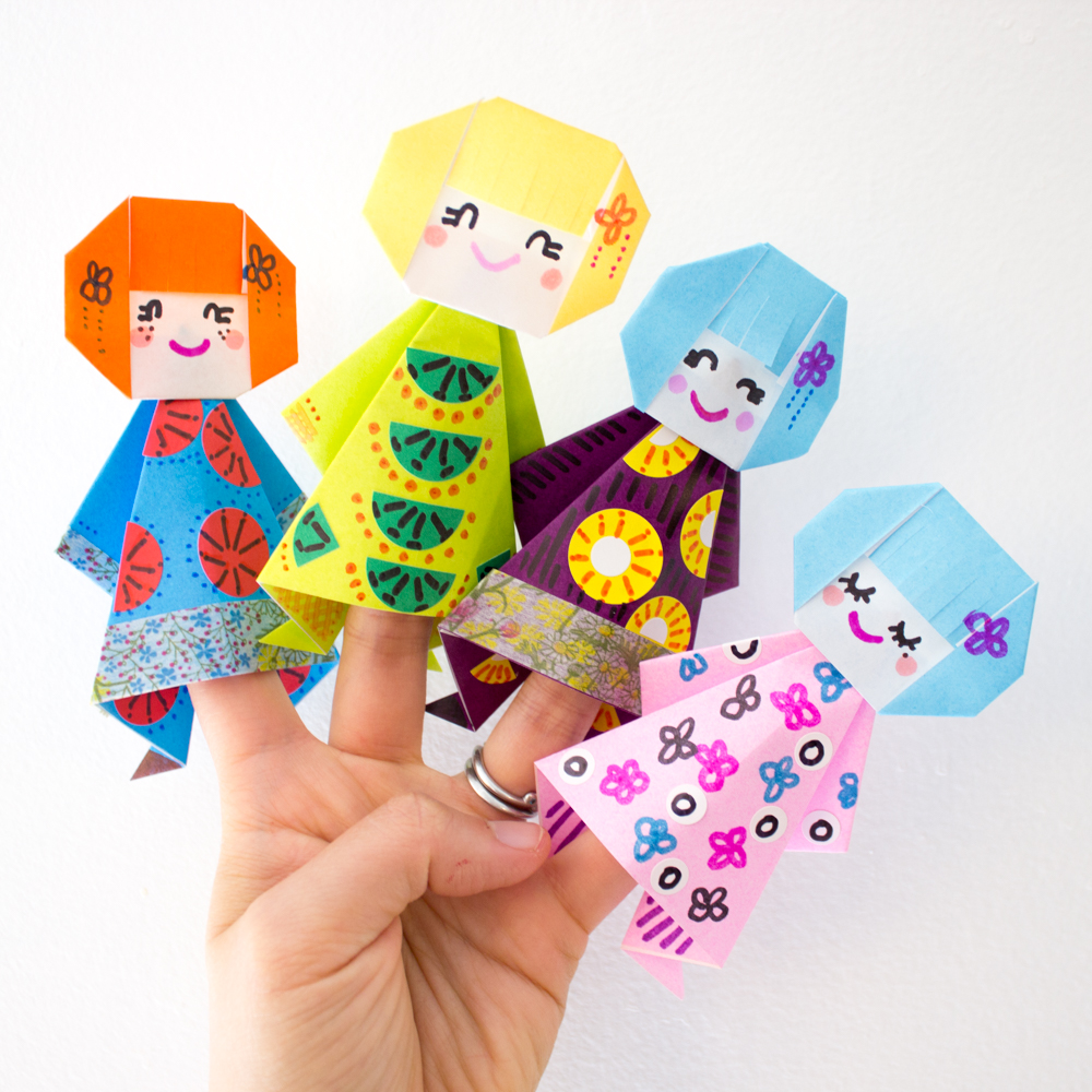 20 Ingenious Origami & Folded Paper Creations | Papír alkotások ... | 1000x1000
