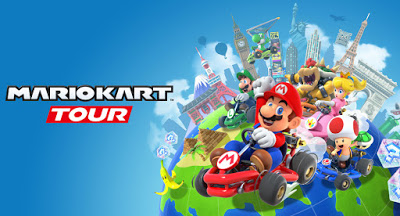 تحميل لعبة ماريو كارت تور Mario Kart Tour للأندرويد وأيفون