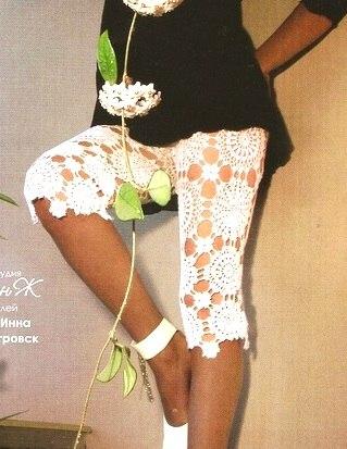 pantalones, motivos, crochet, ganchillo, patrones