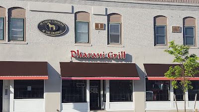 Liquor license for Dharani Grill is up for approval at Wednesday's Town Council meeting