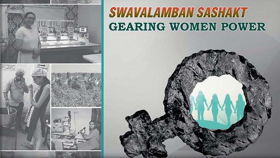 Swavalamban Sashakt - Gearing Women Power