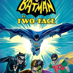 Poster Batman vs. Two-Face 2017