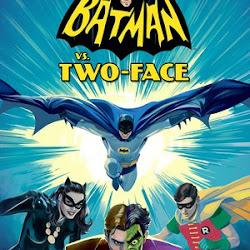 Poster Batman vs. Two-Face 2017