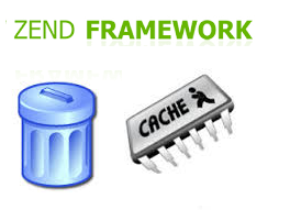 How to delete the zend cache files from server
