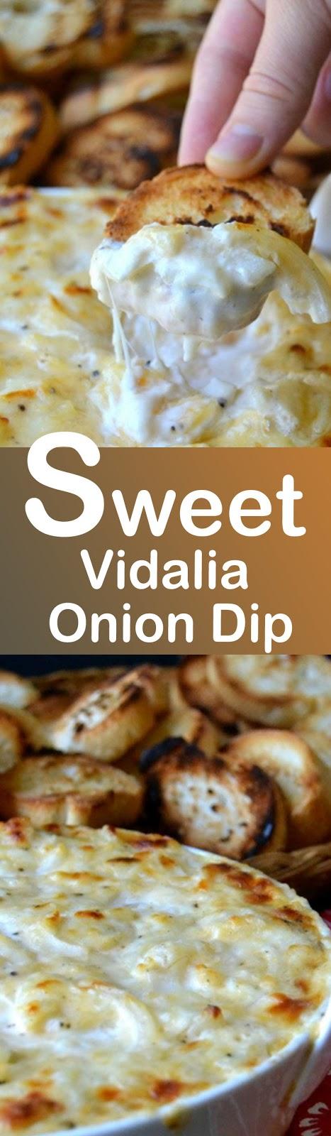 Sweet Vidalia Onion Dip