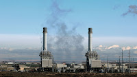 Natural gas fueled electricity generating power plant near Hermiston Oregon. (Photo Credit: Education Images/UIG via Getty Images) Click to Enlarge.