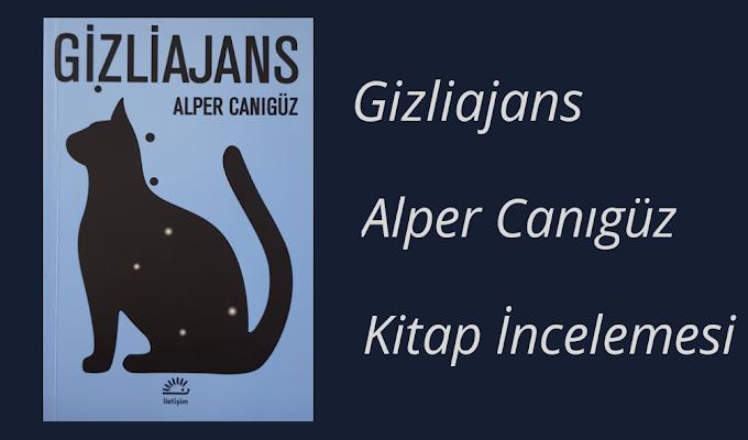 Alper Canıgüz- Gizliajans