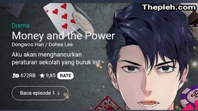 Money and the Power Manhwa