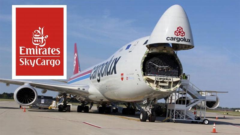 الإمارات للشحن الجوي Emirates SkyCargo
