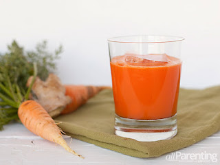 carrots for better immunity