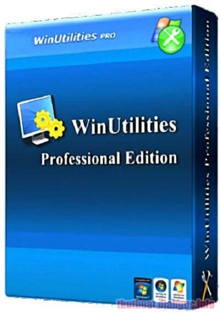 Download Winutilities Professional 15.74 Full Crack