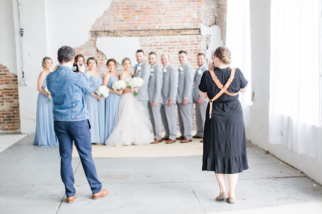St. Louis Wedding Photography & Videography Team