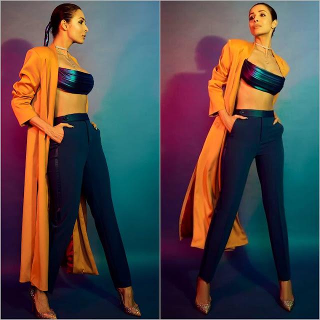 Malaika Arora at Super Model of the Year