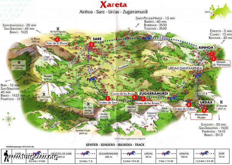 Aire Puro 5 Dias En Los Valles De Xareta Y Baztan Senorio De