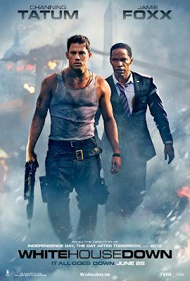 White House Down Movie 2013 Poster - Roland Emmerich
