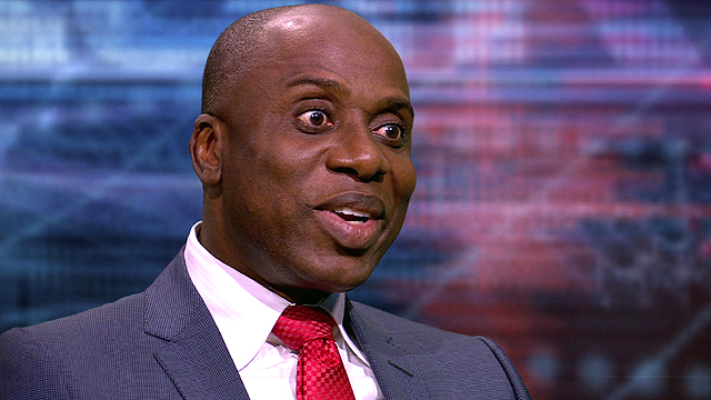 A lizard with an inflated ego remains a lizard not an alligator - Reno to Amaechi