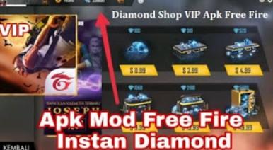 Apk Diamond Ilegal FF