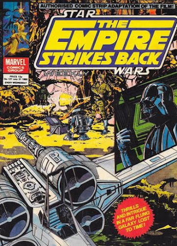 Empire Strike Back Weekly #127