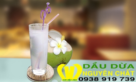 Lợi ích sức khỏe và làm đẹp từ quả dừa