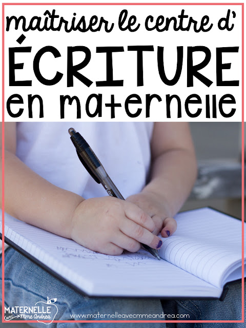 The writing centre gives students extra time to practice and solidify what they have learned in regular writing lessons. It is one of my favourite centres, and always a hit with students. Here are my best tips for starting a smooth Centre d'écriture in your French primary classroom!