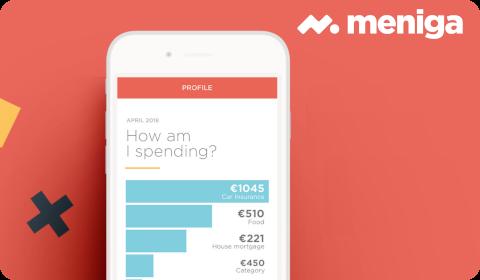 Meniga – How am I spending?