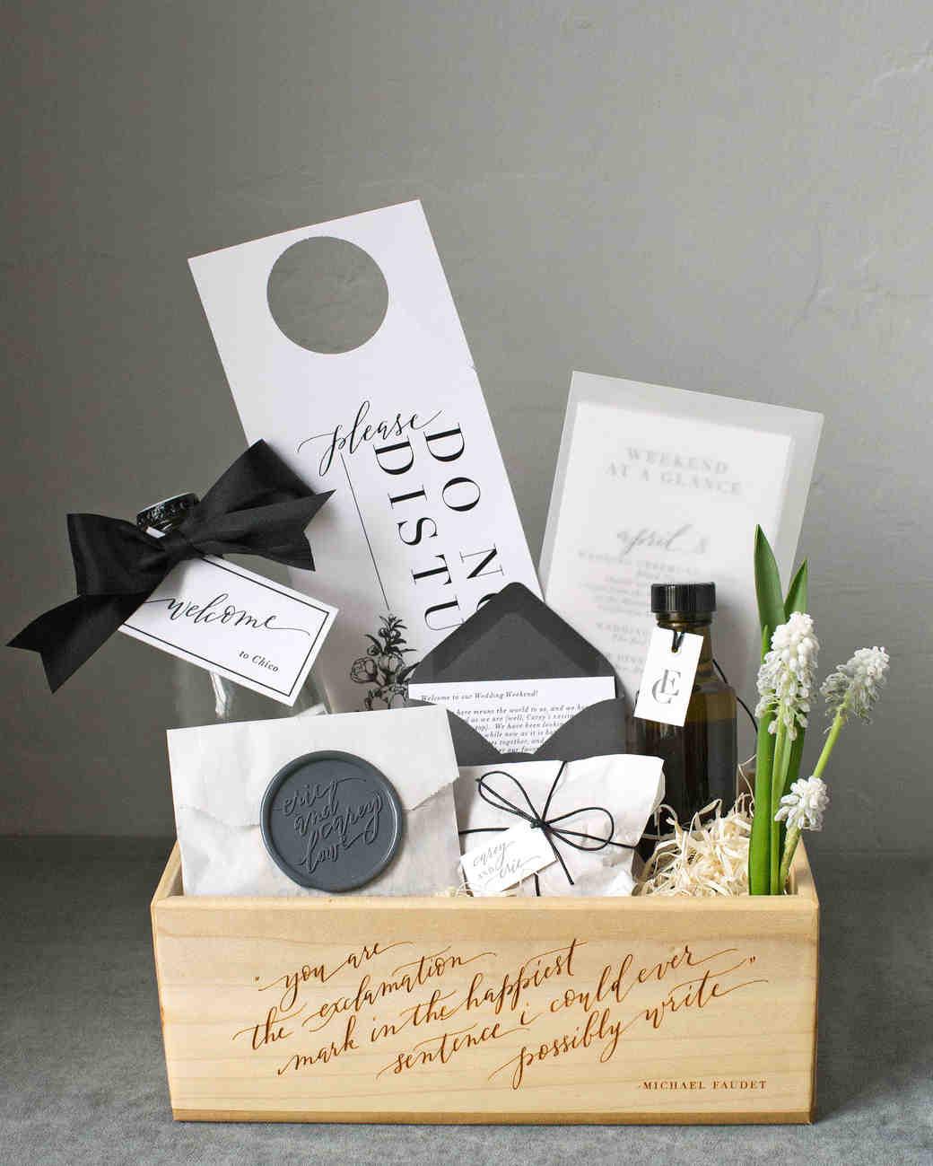 Do Not Disturb Hotel Gift Box
