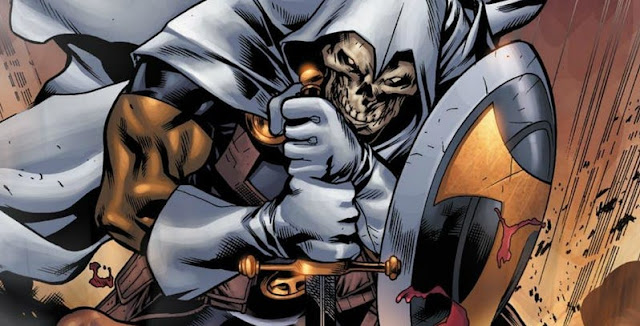 Taskmaster de Marvel Comic