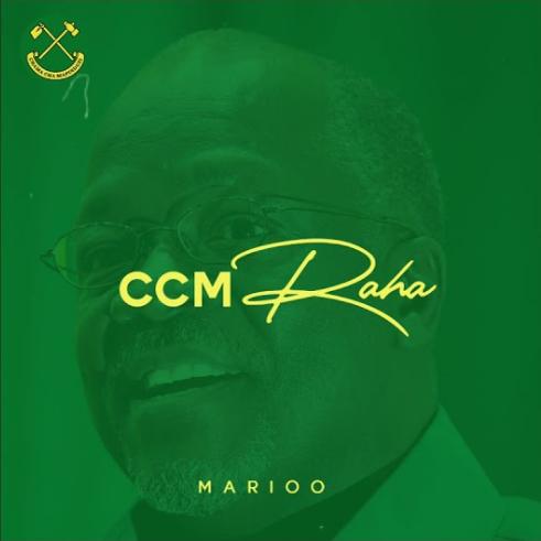 """""""CCM Raha"""" Marioo"""