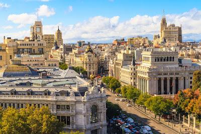 Geografi Spanyol