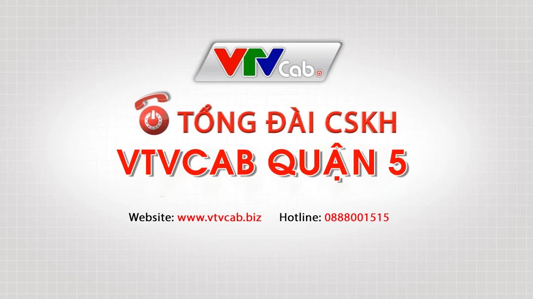 VTVcab tại Quận 5