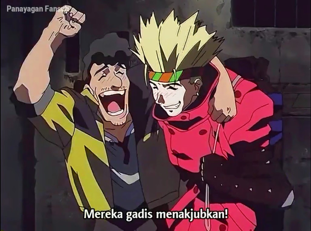 Download Trigun Episode 03 Subtitle Indonesia
