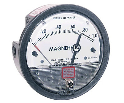 Jual Dwyer 2300-120PA Magnehelic® Differential Pressure Gage