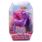 MLP September Aster Birthday (Birthflower) Ponies  G3 Pony