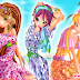 Winx Club Caribe style PNG pics!