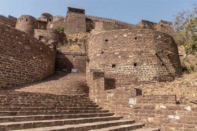 Narwar fort