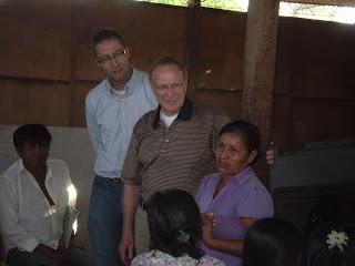 Jan Felix and a participant
