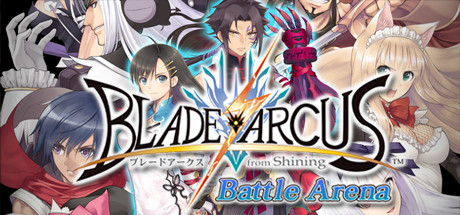 Blade Arcus from Shining Battle Arena PC Full ISO
