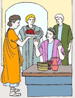 I giovani ebrei a Babilonia