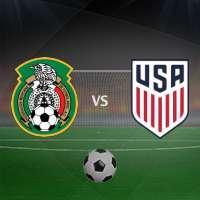 Мексика – США смотреть онлайн бесплатно 8 июля 2019 прямая трансляция в 04:00 МСК.