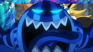 ワンピースアニメ 989話 ワノ国編 | ONE PIECE キラー