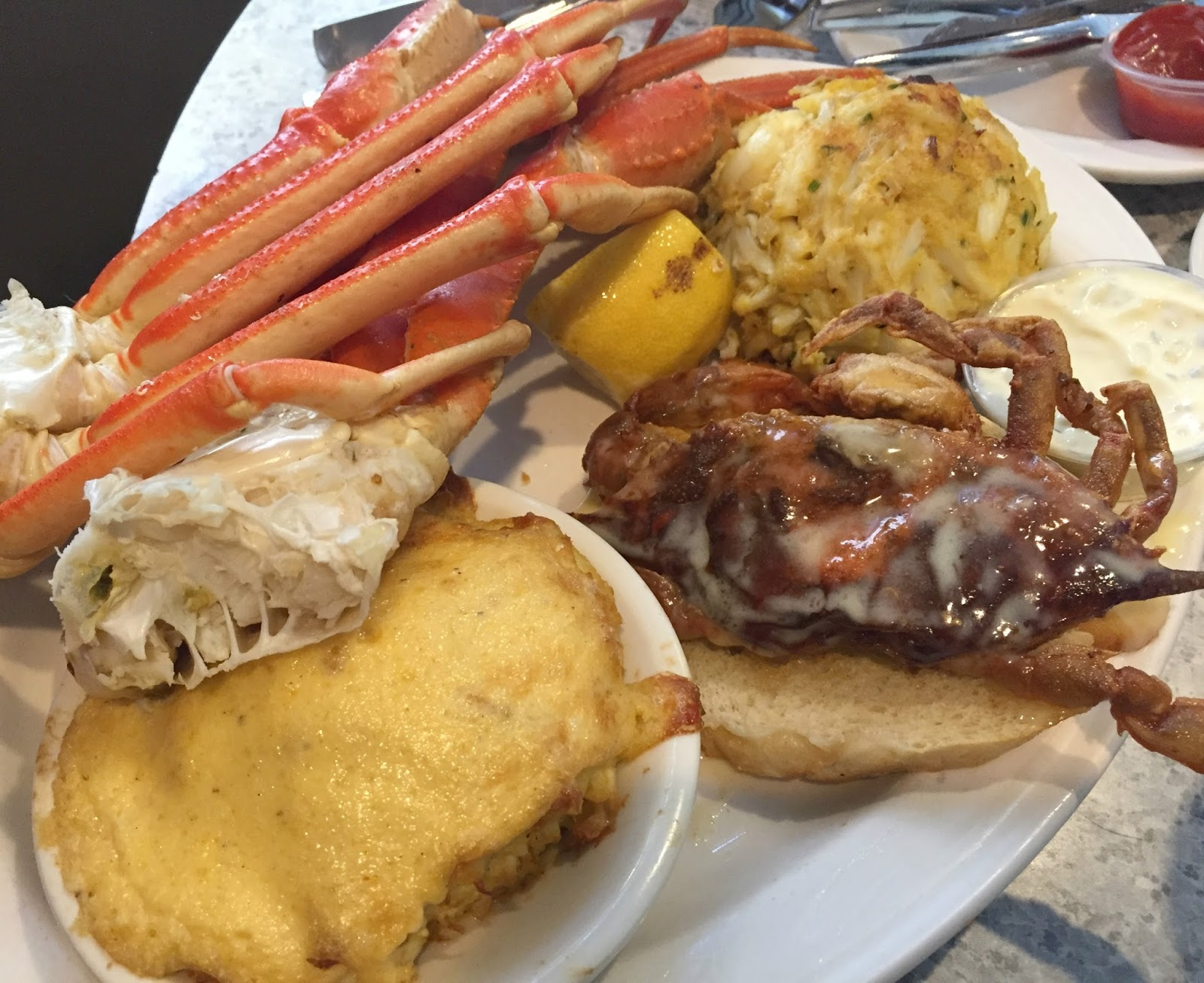 Mo S Seafood In Inner Harbor Baltimore Maryland A Delicious Restaurant Option Located