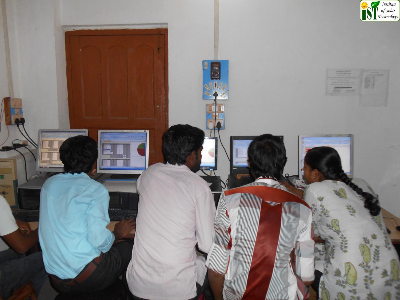 Infrastructure Solar Energy Education Training For