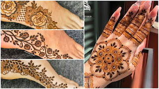 Stunning and Easy Eid Mehndi Designs for Hands and Feets – Make Your Bari Eid Awesome