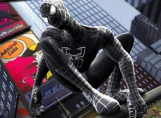 Spider-man 3.