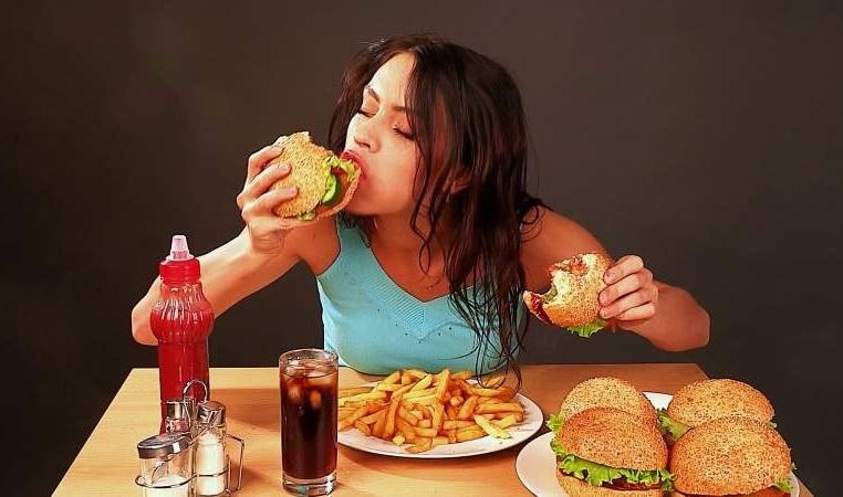 compulsão por comida