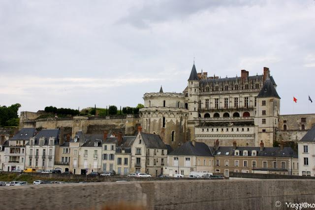 Panorama di Amboise